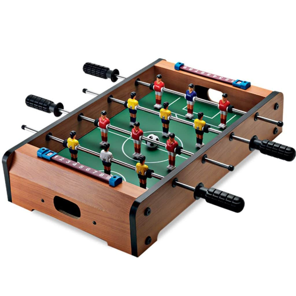 Ultimate Buying Guide For A Foosball Table In TopTable - Italian foosball table