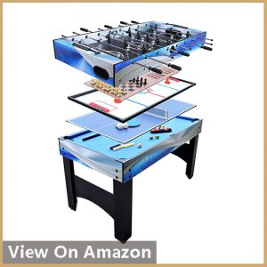 Hathaway Matrix 54″ 7-in-1 Multi-Game Table